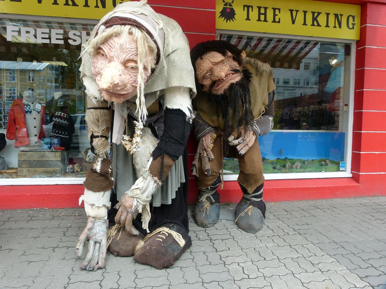 Гигантские викинги