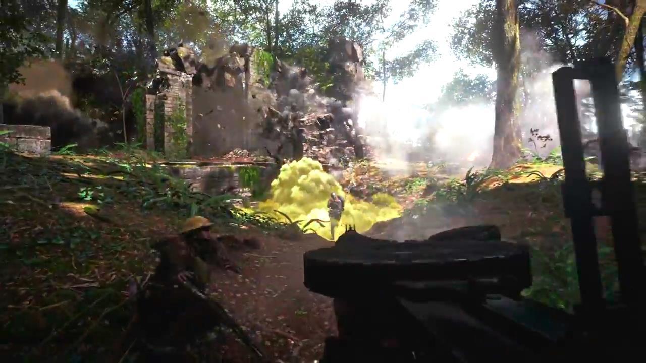 Battlefield 1 gameplay